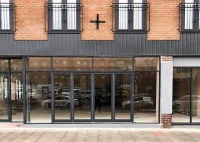 Grey-bi-folding-doors