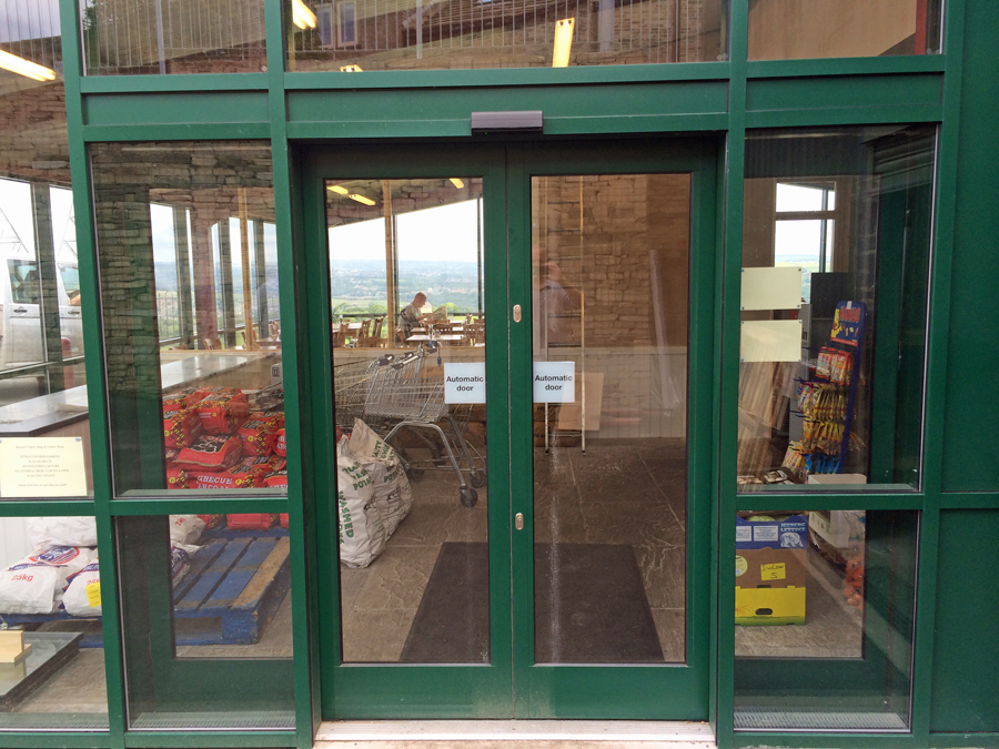 Automatic Doors Shutters And Shopfronts